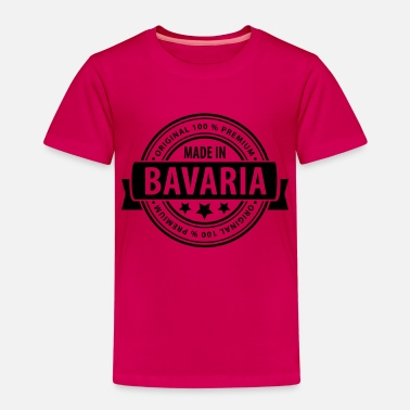 Bavaria Made in Bavaria / Bavaria - Kids' Premium T-Shirt