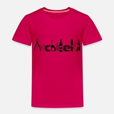 Architecte - T-shirt premium Enfant