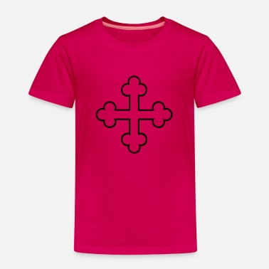 Orthodox cross orthodox - Kids' Premium T-Shirt