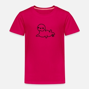 Robbe Robbe - Seal - Kids' Premium T-Shirt