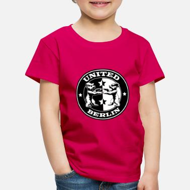United Berlin United - Kinderen premium T-shirt