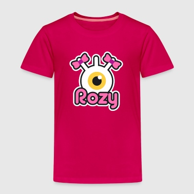 TheFunYbuddies - Rozy / Digital-Direct Print - T-shirt Premium Enfant
