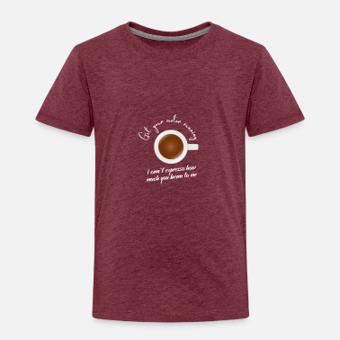 Expresso - Get your motor running - Kinderen premium T-shirt
