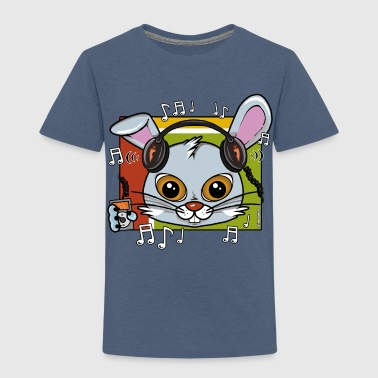 TibouD'ZIC (Design only) - T-shirt Premium Enfant