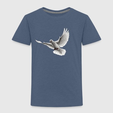 Dove - Premium-T-shirt barn