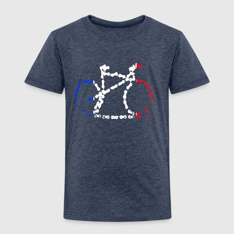 French bike chain  - Kids' Premium T-Shirt