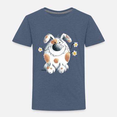 82078a7312dac Dibujos Para Niños divertido Perro - Camiseta premium niño