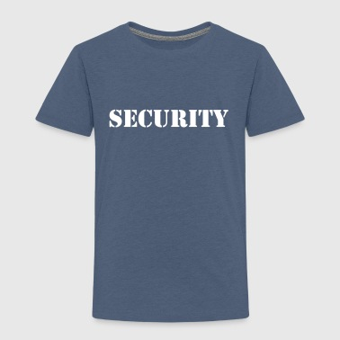 Security - Premium-T-shirt barn