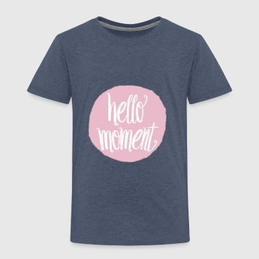 Ostern Hello Moment - Kinder Premium T-Shirt