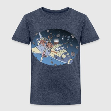 Space Adventure - T-shirt Premium Enfant