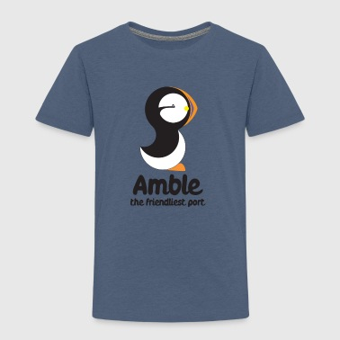 Amble Puffling - Kids' Premium T-Shirt