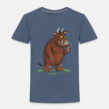 Monster Der Grüffelo - Kinder Premium T-Shirt