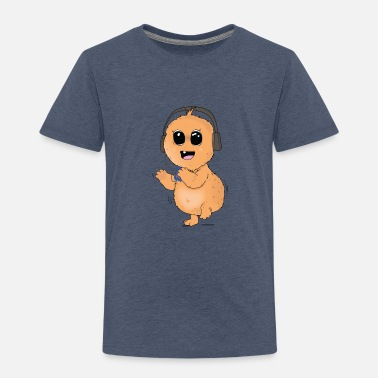 Dance Monster dancing monster - Kids' Premium T-Shirt