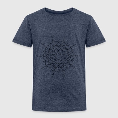 lotus 3 - Kinder Premium T-Shirt