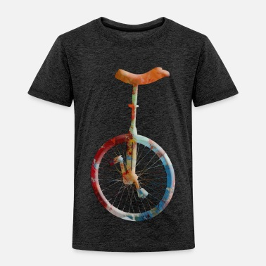 Monocycle tour monocycle - T-shirt Premium Enfant