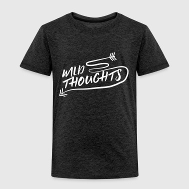 Wild Thoughts - Kids' Premium T-Shirt
