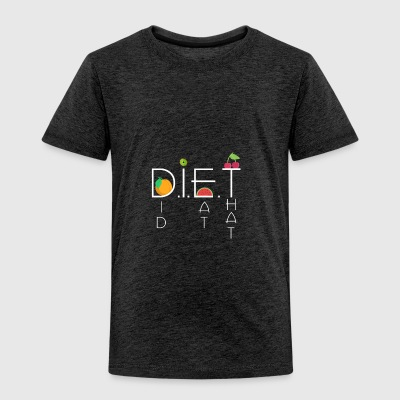 DIET - Kids' Premium T-Shirt