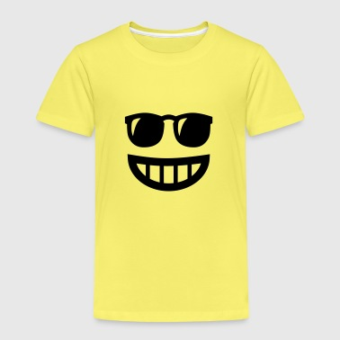 Cool Emoji - Kids' Premium T-Shirt