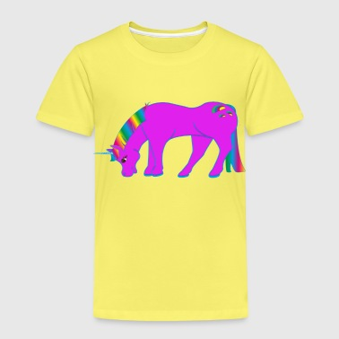 Unicorn, fairy tales, animals, baby, kids, girls, - Kids' Premium T-Shirt