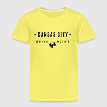 Kansas City - Premium T-skjorte for barn