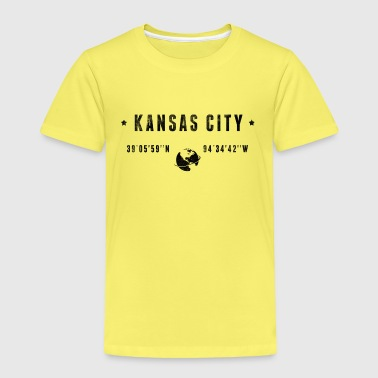 Kansas City - Børne premium T-shirt