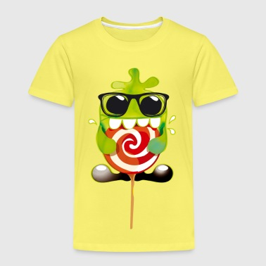 Lolling monster - Camiseta premium niño