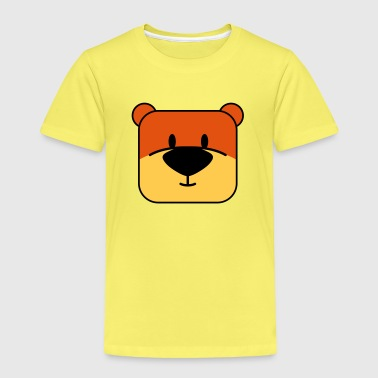 comic bär - Kinder Premium T-Shirt