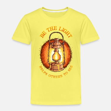 Light Be The Light - Kids' Premium T-Shirt