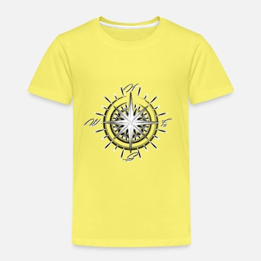 Nautical Nautical compass - Kids' Premium T-Shirt