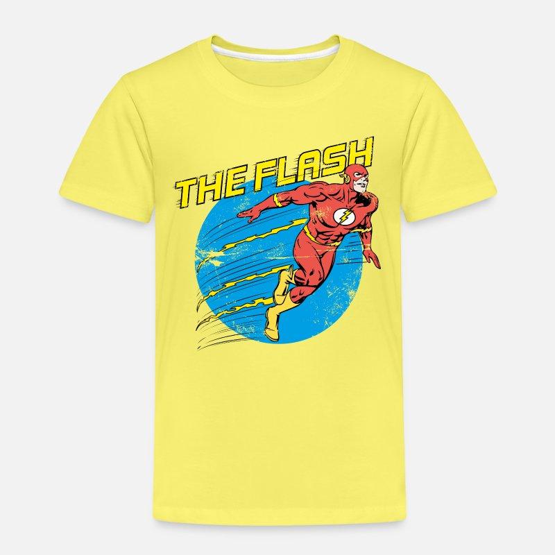 DC Comics Justice League Flash Blitze Kinder T-Shirt