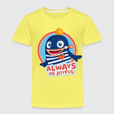Sorgenfresser Ping Always Be Joyful - Kinder Premium T-Shirt