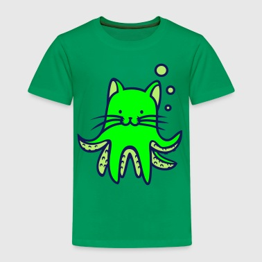 octopuss pun - Kids' Premium T-Shirt