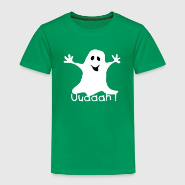 geest spook Halloween two colours - Kinderen Premium T-shirt
