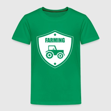 Farming - Kids' Premium T-Shirt