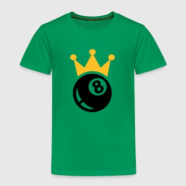 Billard - Kinder Premium T-Shirt