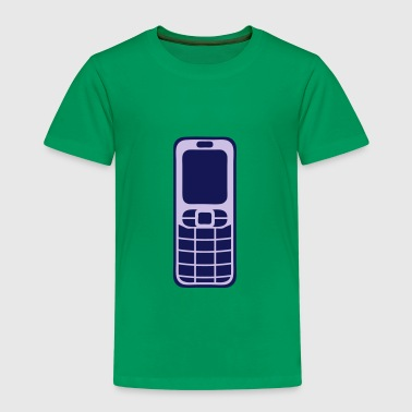 telephone portable phone 1 - T-shirt Premium Enfant
