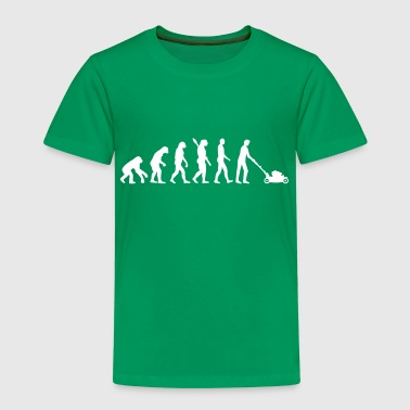 Evolution Rasenmäher - Kinder Premium T-Shirt