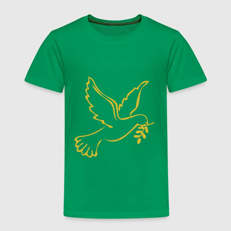 Dove christianisme - T-shirt Premium Enfant