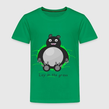 Lay in the Grass... - T-shirt Premium Enfant