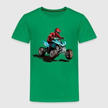 Quad Bike ATV - Kids' Premium T-Shirt