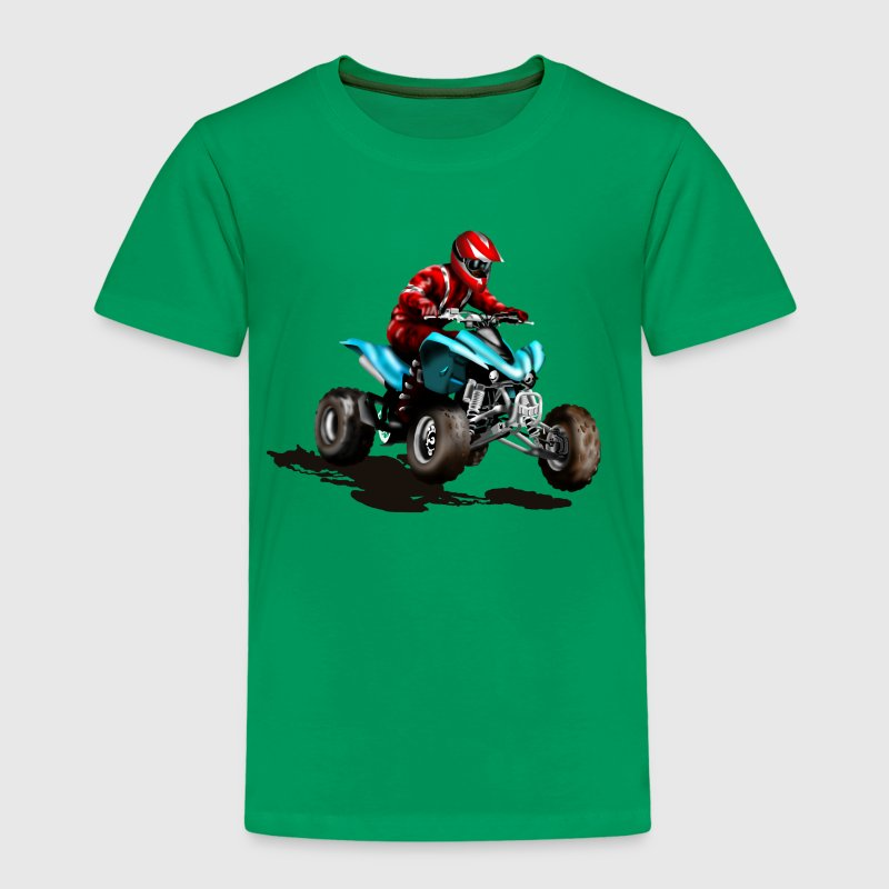 ATV - T-shirt Premium Enfant