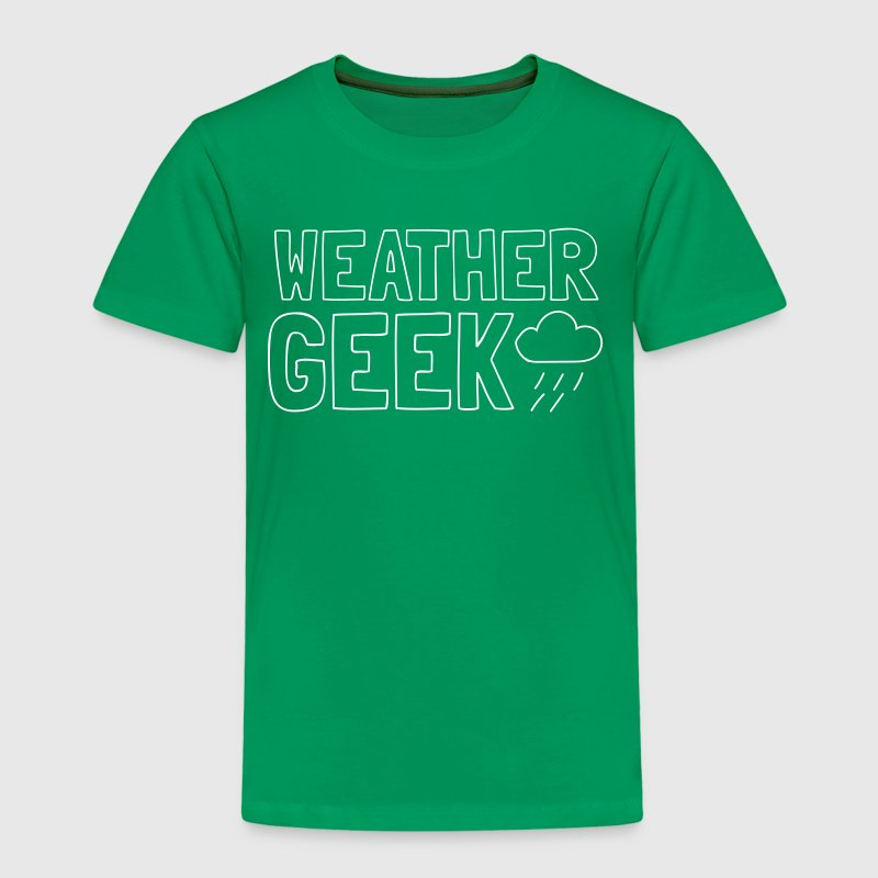 Weather Geek - Kids' Premium T-Shirt