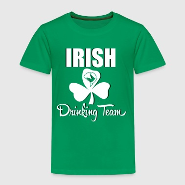 St. Patrick's Day: irish drinking team - Camiseta premium niño