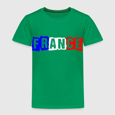 France tricolore Age - T-shirt Premium Enfant