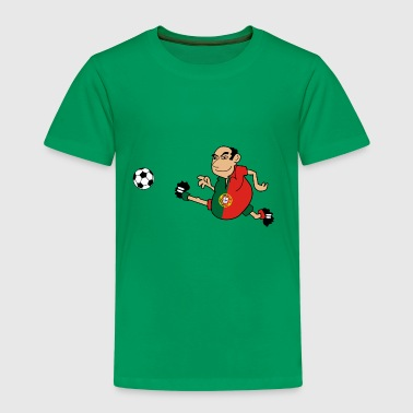 Football portugais - T-shirt Premium Enfant
