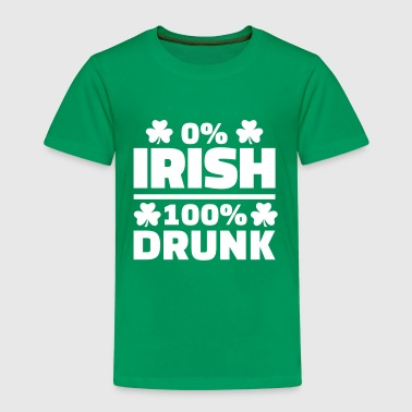 Saint Patricks Day Irish - Kinder Premium T-Shirt