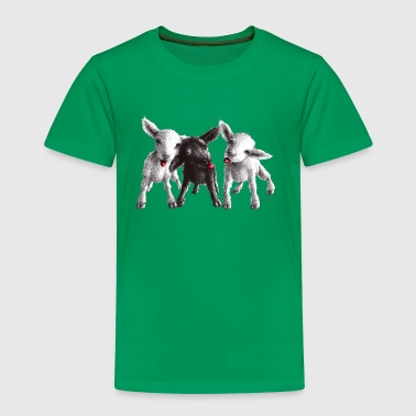 cheeky sheep - Kids' Premium T-Shirt