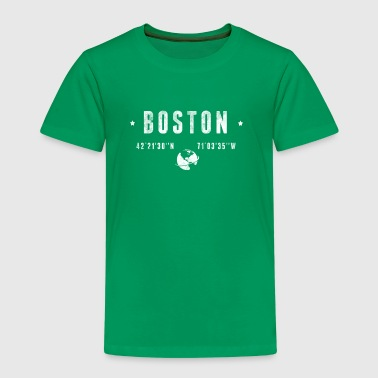 Boston - Camiseta premium niño