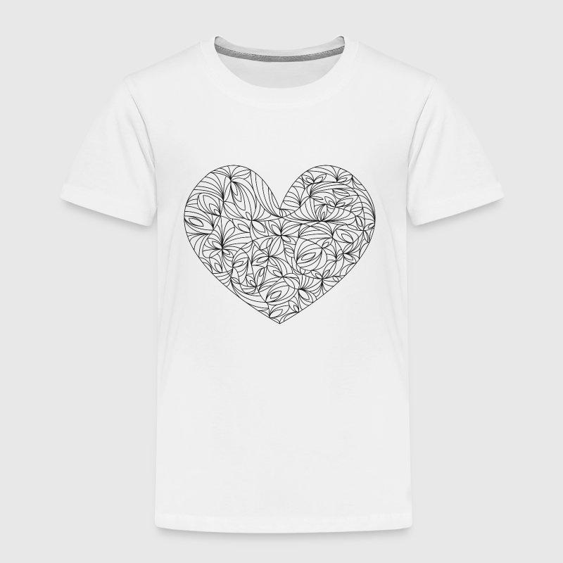 Mandala Herz von Grinsekind | Spreadshirt