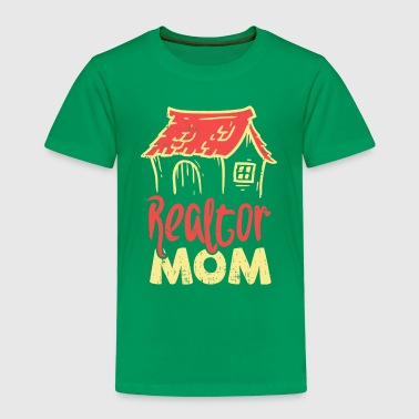 Realtor Mom Gift - Premium T-skjorte for barn